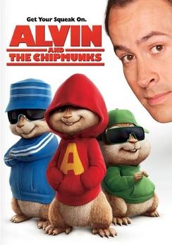 Alvin & The Chipmunks - DVD - Used