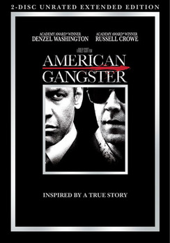 American Gangster - 2-discs - DVD - Used
