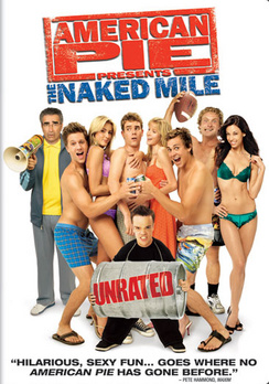 American Pie Presents: The Naked Mile - Widescreen Unrated - DVD - Used