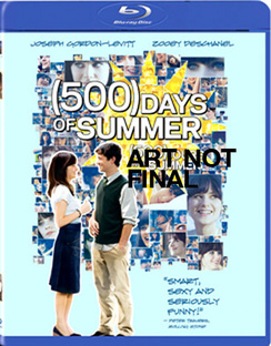 (500) Days of Summer - Blu-ray - Used