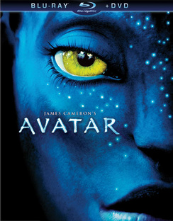 Avatar - Includes DVD - Blu-ray - Used