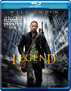 I Am Legend - Blu-ray - Used