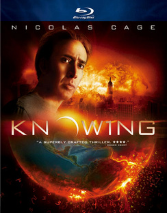 Knowing - Blu-ray - Used