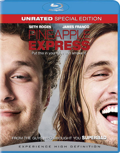 Pineapple Express - Unrated Special Edition - Blu-ray - Used
