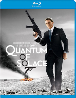 Quantum of Solace - Blu-ray - Used