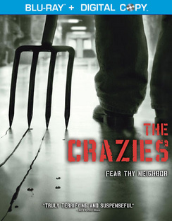 The Crazies - Blu-ray - Used