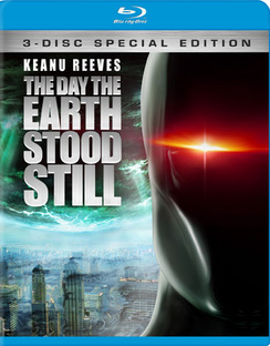 The Day the Earth Stood Still - Special Edition - Blu-ray - Used