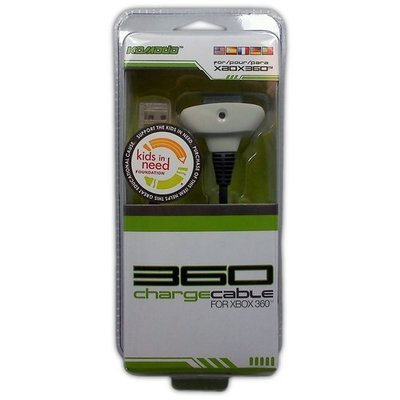 Controller Charge Cable for XBOX 360 - Game Accessory - New