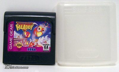 Dynamite Headdy - Game Gear - Used