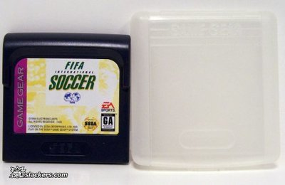 FIFA International Soccer - Game Gear - Used