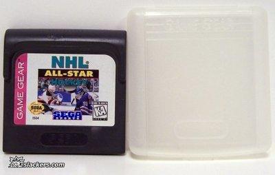 NHL All-Star Hockey - Game Gear - Used