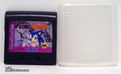 Sonic Chaos - Game Gear - Used