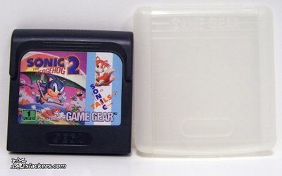 Sonic the Hedgehog 2 - Game Gear - Used