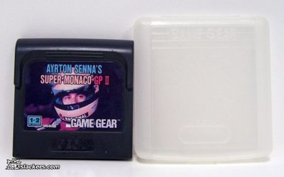 Super Monaco GP II - Game Gear - Used