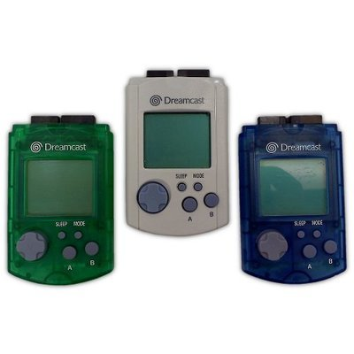 SEGA VMU for Dreamcast - Game Accessory - Used