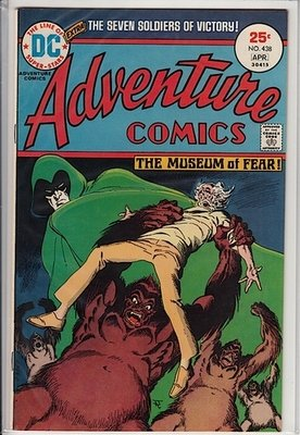 Adventure Comics #438 VF-NM - Comics - Used
