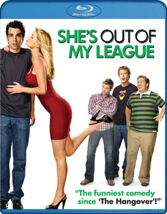 She's Out of My League - Blu-ray - Used