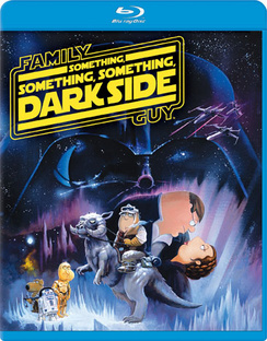 Family Guy Presents: Something, Something, Something Dark Side - Blu-ray - Used