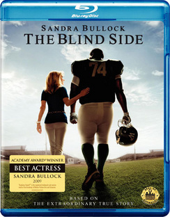The Blind Side - Blu-ray - Used