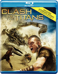Clash of the Titans - Blu-ray - Used