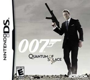 Bond 007: Quantum Of Solace - DS - Used