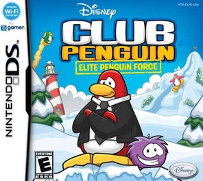 Disney Club Penguin - DS - Used