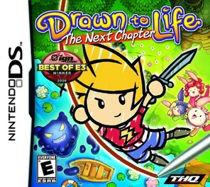 Drawn To Life Next Chapter - DS - Used