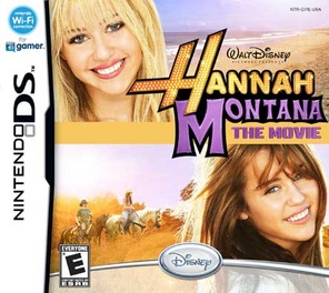 Hannah Montana The Movie - DS - Used