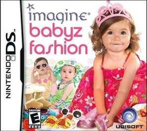 Imagine Babyz Fashion - DS - Used