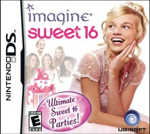 Imagine Sweet 16 - DS - Used