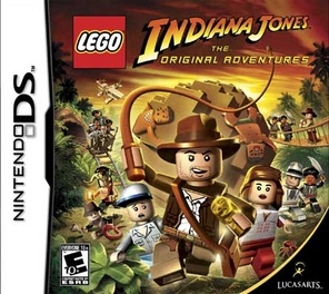 Lego Indiana Jones: The Original Adventures - DS - Used