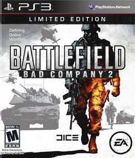 Battlefield Bad Company 2 - PS3 - Used