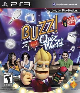 Buzz Quiz World (software only) - PS3 - Used