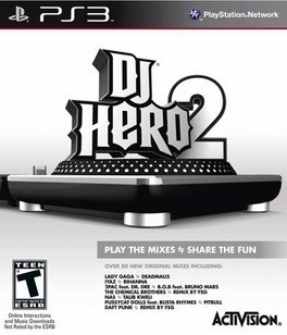 DJ Hero 2 (sw) - PS3 - Used
