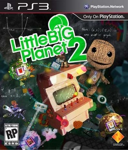 Little Big Planet 2 - PS3 - Used