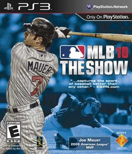 MLB 10 The Show - PS3 - Used