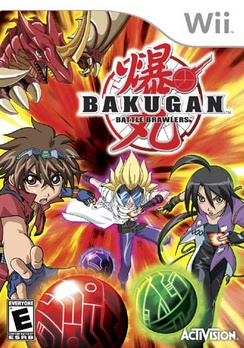 Bakugan - Wii - Used
