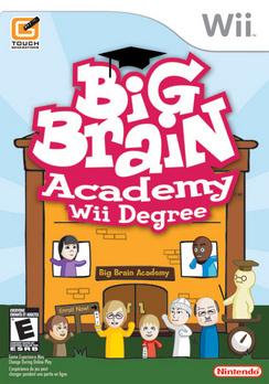 Big Brain Academy: Wii Degree - Wii - Used