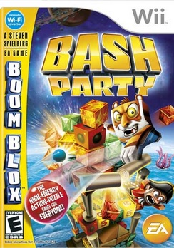 Boom Blox Bash Party - Wii - Used