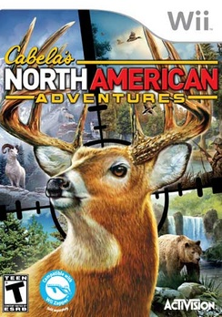 Cabelas North American Adventures 2011 - Wii - Used