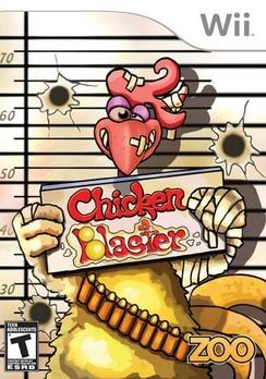 Chicken Blaster - Wii - Used