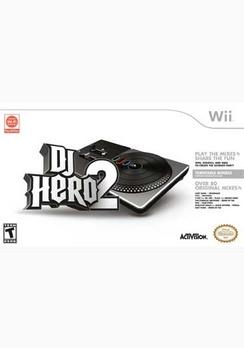 DJ Hero 2 Bundle - Wii - Used