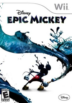 Epic Mickey - Wii - Used