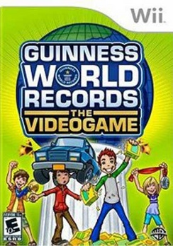 Guinness World Records - Wii - Used