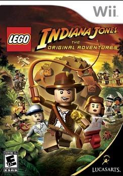 Lego Indiana Jones: The Original Adventures - Wii - Used