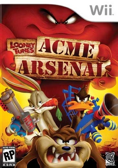 Looney Tunes: Acme Arsenal - Wii - Used