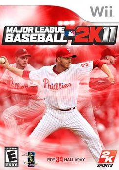 Major League Baseball 2K11 - Wii - Used