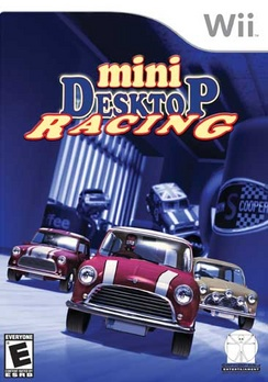 Mini Desktop Racing - Wii - Used