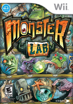 Monster Lab - Wii - Used