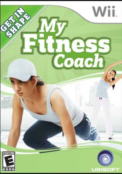 My Fitness Coach - Wii - Used